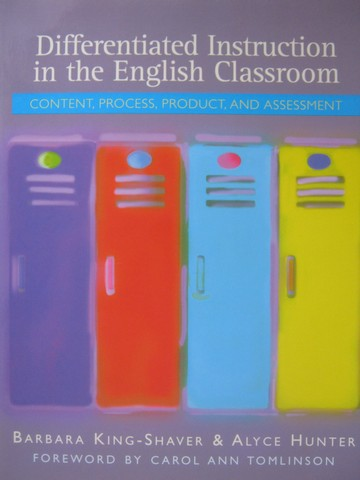 Differentiated Instruction in the English Classroom (P)