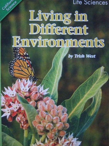 Living in Different Environments (P) by Trish West