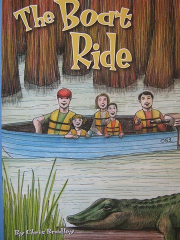 Independent Reader K The Boat Ride (P) by Chris Bradley