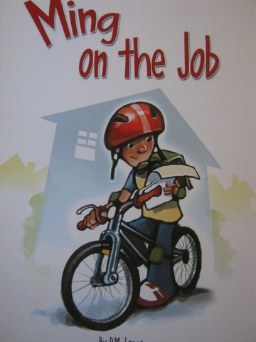 Independent Reader K Ming on the Job (P) by D M Longo