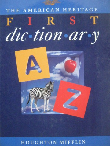 American Heritage First Dictionary (H) by Ellis, Imbornoni,