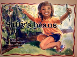 New PM Story Book Sally's Beans (P) by Beverly Randell