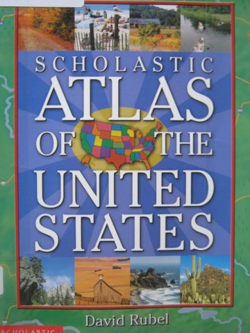 Atlas of the United States (P) by David Rubel