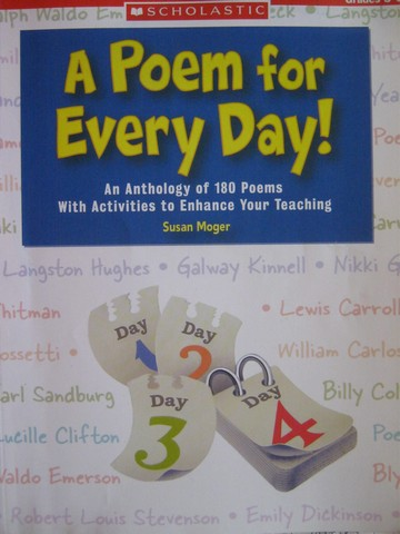 A Poem for Every Day! Grades 3-5 (P) by Susan Moger