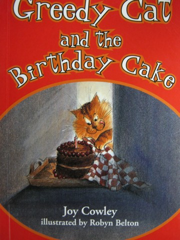 Orbit Chapter Books Greedy Cat & the Birthday Cake (P) by Cowley