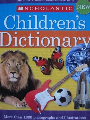 Scholastic Children's Dictionary New Edition (H)