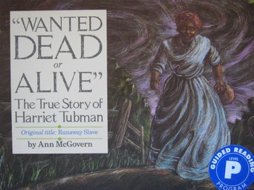 """Wanted Dead or Alive"" (P) by Ann McGovern"
