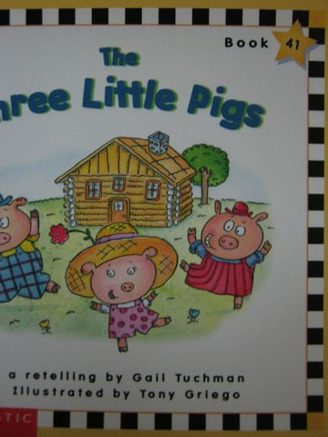 Phonics Readers The Three Little Pigs (P) by Gail Tuchman