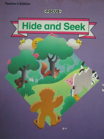 Focus 4 Hide & Seek TE (TE)(Spiral) by Allington, Cramer,
