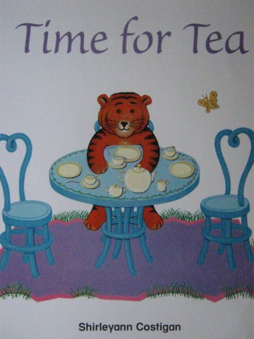 Phonics & Friends Level A Time for Tea (P) by Costigan