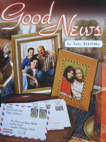 Good News (P) by Suzy Blackaby