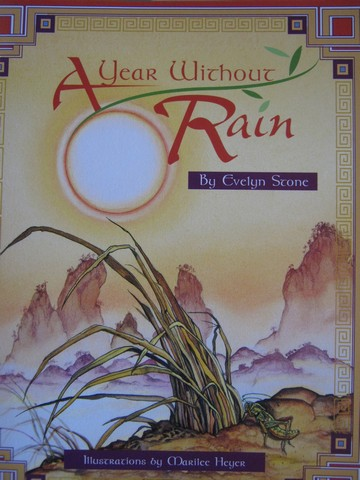 A Year Without Rain (P) by Evelyn Stone