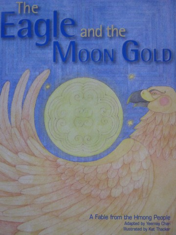 Eagle & the Moon Gold (P) by Yeemay Chan