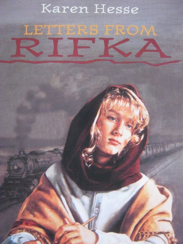 Exchange Letters from Rifka (P) by Karen Hesse