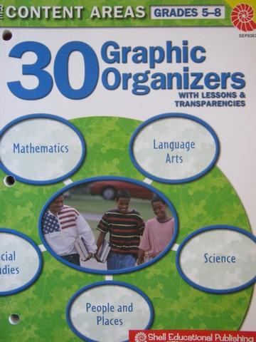 30 Graphic Organizers for Content Areas Grades 5-8 (P)