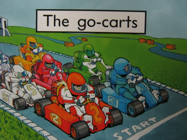 PM Starters One The Go-Carts (P) by Randell, Giles, & Smith