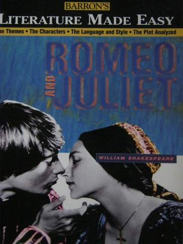 Literature Made Easy Romeo & Juliet (P) by Fabry & Buzan