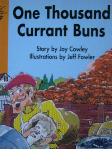Sunshine 1 One Thousand Currant Buns (P) by Joy Cowley