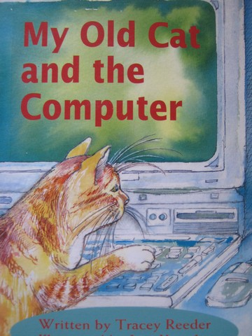 Foundations 1 My Old Cat & the Computer (P) by Tracey Reeder