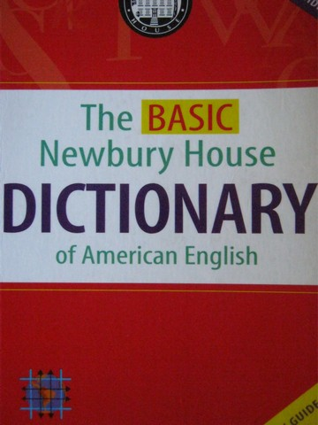 Basic Newbury House Dictionary of American English (P)