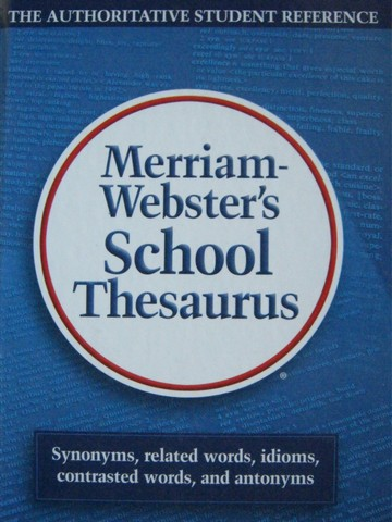 Merriam-Webster's School Thesaurus (H)