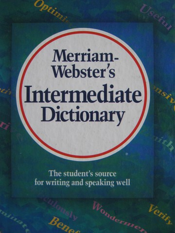 Merriam-Webster's Intermediate Dictionary (H)