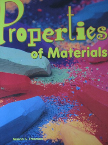 Properties of Materials (P) by Marcia S Freeman