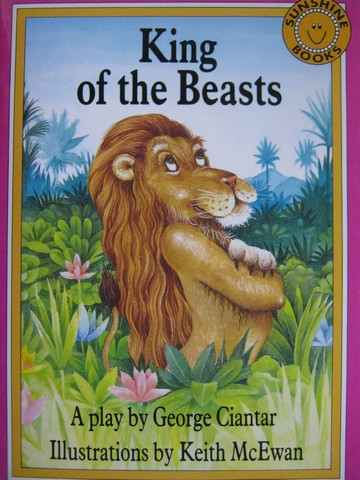 Sunshine Books 6 King of the Beasts (P) by George Ciantar
