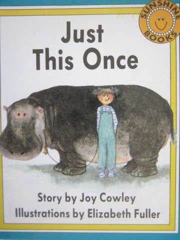 Sunshine Books 1 Just This Once (P) by Joy Cowley