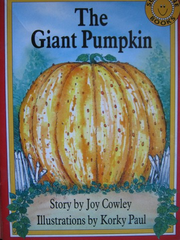 Sunshine Books 2 The Giant Pumpkin (P) by Joy Cowley