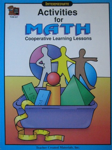 Activities for Math Cooperative Learning Lesson Intermediate (P)