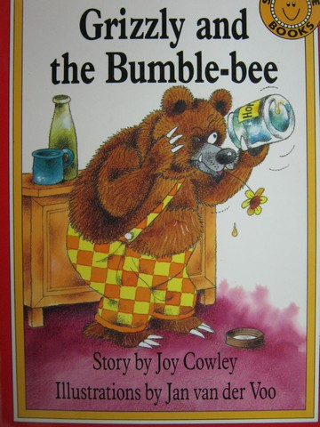 Sunshine Books 2 Grizzly & the Bumble-Bee (P) by Joy Cowley