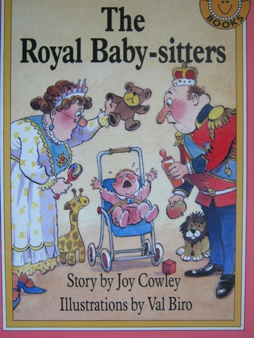 Sunshine Books 4 The Royal Baby-sitters (P) by Joy Cowley