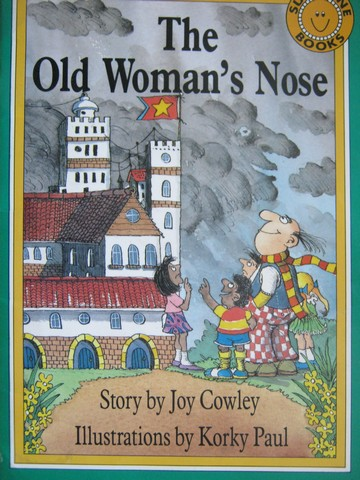 Sunshine Books 5 The Old Woman's Nose (P) by Joy Cowley