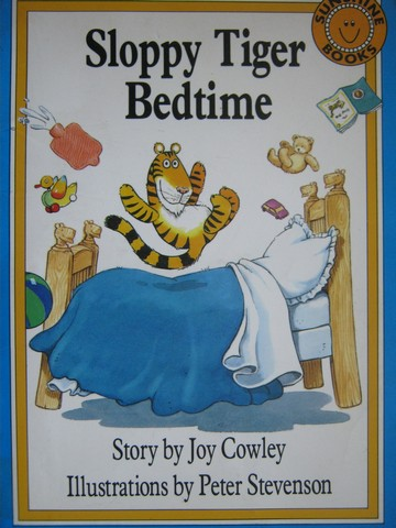 Sunshine Books 3 Sloppy Tiger Bedtime (P) by Joy Cowley