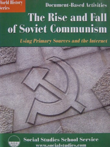 World History Series The Rise & Fall of Soviet Communism(Spiral)