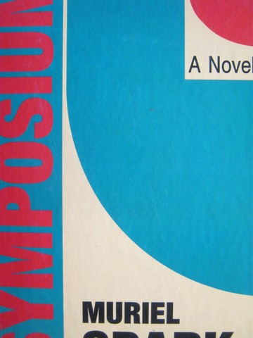 Symposium Large Print (H) by Muriel Spark
