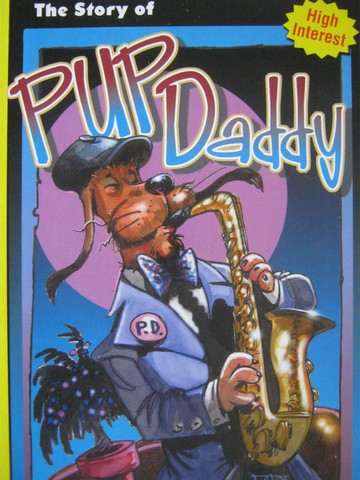 Pup Fiction Chapter Books The Story of Pup Daddy (P) by Heflick