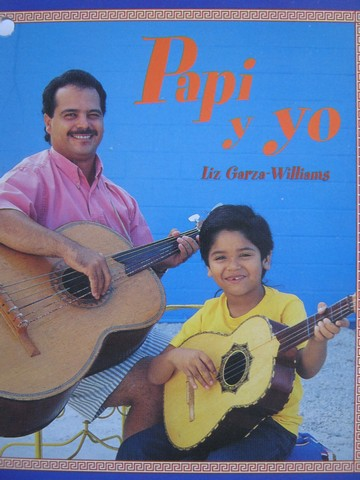 Pan y canela Papi y yo (P) by Liz Garza-Williams