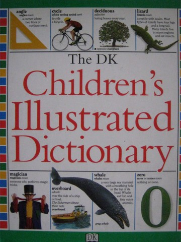 DK Children's Illustrated Dictionary (H) by John McIlwain