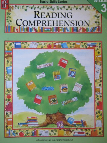Basic Skills Reading Comprehension Grade 3 (P) by Fisk