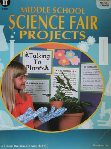 Middle School Science Fair Projects (P) by Hoffman & Phillips
