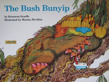 Book Shop The Bush Bunyip (P) by Bronwen Scarffe