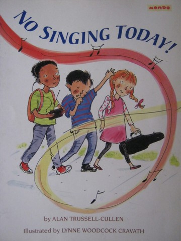 Book Shop No Singing Today! (P) by Alan Trussell-Cullen