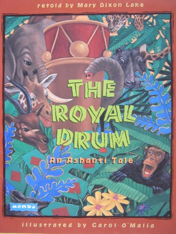 Book Shop The Royal Drum (P) by Mary Dixon Lake