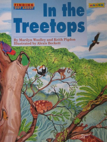 Finding Out About In the Treetops (P) by Woolley & Pigdon