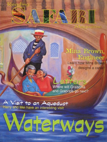 Reading Safari Magazine Waterways (P)