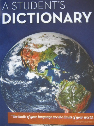 A Student's Dictionary & Gazetteer 20th Edition (P)
