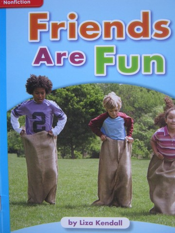 CCSS 1 Friends Are Fun (P) by Liza Kendall