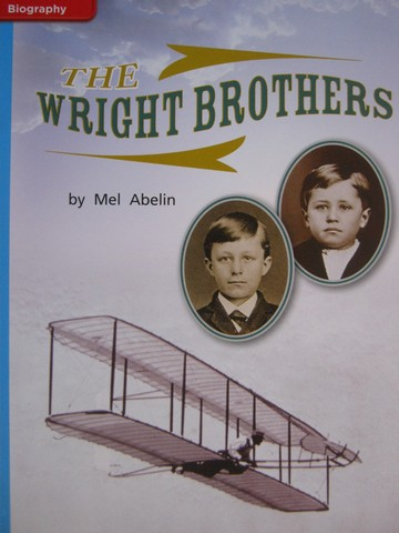 CCSS 1 The Wright Brothers (P) by Mel Abelin
